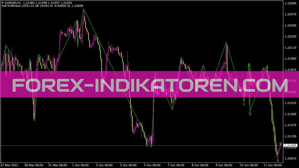 Wolf Wave Finder Indikator